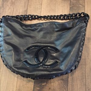 Genuine Authentic Chanel Hobo Bag